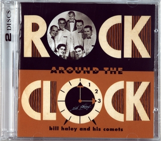 ROCK AROUND THE CLOCK (1954-1958)