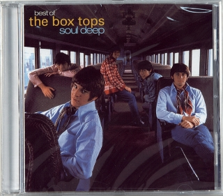 BEST OF THE BOX TOPS - SOUL DEEP (1966-1969)