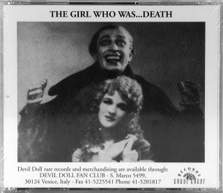 GIRL WHO WAS...DEATH