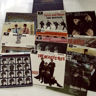 BEATLES E.P. COLLECTION