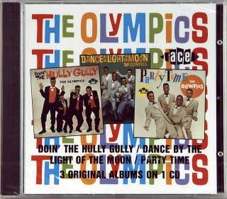 DOIN' THE HULLY GULLY / DANCE BY THE LIGHT OF THE MOON / PARTY TIME (1959-1961)