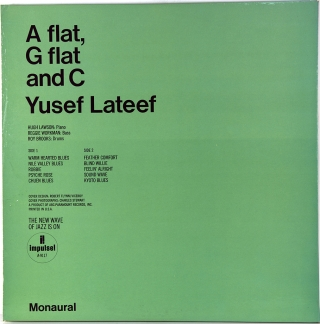 A FLAT, G FLAT AND C