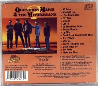 QUESTION MARK & THE MYSTERIANS