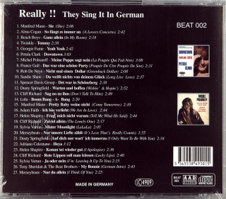 REALLY!! THEY SING IT IN GERMAN VOL. I