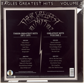 THEIR GREATEST HITS VOLUMES 1 & 2