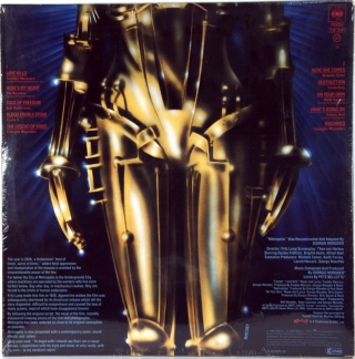 METROPOLIS (ORIGINAL MOTION PICTURE SOUNDTRACK)