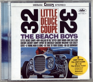 LITTLE DEUCE COUPE / ALL SUMMER LONG (1963/1964)