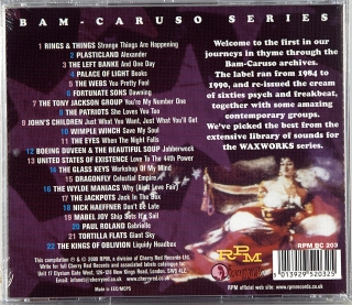 HEAD SOUNDS FROM THE BAM-CARUSO WAXWORKS VOL. ONE/NO. 1 (195-1991)