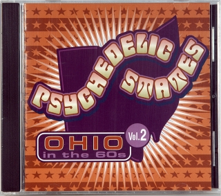 PSYCHEDELIC STATES: OHIO IN THE 60S VOL. 2 (1964-1969)