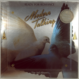READY FOR ROMANCE (3rd ALBUM)