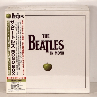 THE BEATLES MONO