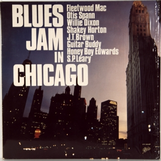 BLUES JAM IN CHICAGO