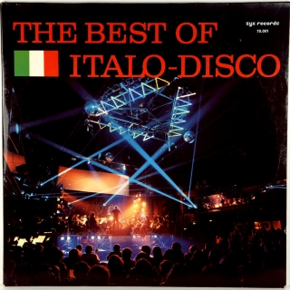 BEST OF ITALO-DISCO VOL.1