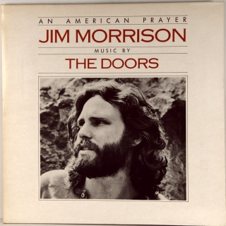 AN AMERICAN PRAYER JIM MORRISON
