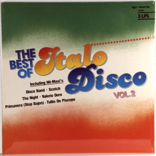 BEST OF ITALO DISCO VOL. 2