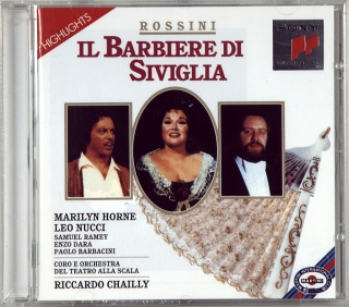 ROSSINI/IL BARBIERE DI SIVIGLIA (HIGHLIGHTS)