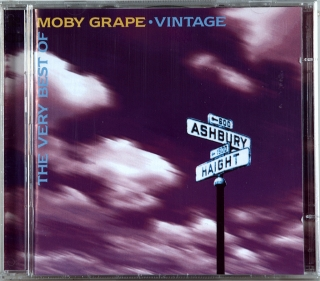 VERY BEST OF MOBY GRAPE · VINTAGE