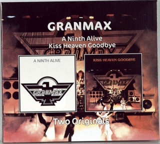 A NINTH ALIVE /KISS HEAVEN GOODBYE (1976/1978)