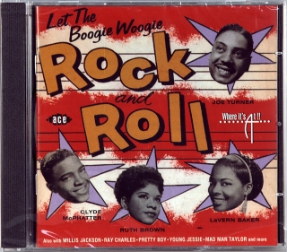 LET THE BOOGIE WOOGIE ROCK AND ROLL (1949-1961)
