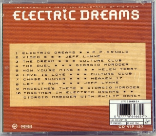 ELECTRIC DREAMS (ORIGINAL SOUNDTRACK FROM THE FILM)