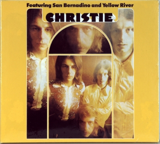 CHRISTIE FEATURING SAN BERNADINO AND YELLOW RIVER