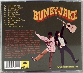 BUNKY AND JAKE