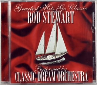 GREATEST HITS GO CLASSIC ROD STEWART