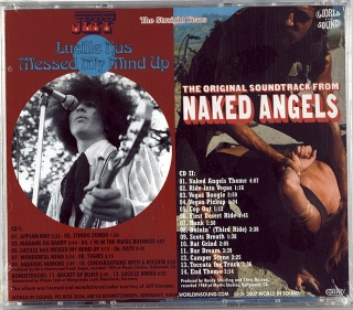 LUCILLE HAS MESSED MY MIND UP/NAKED ANGELS (ORIGINAL MOTION PICTURE SOUNDTRACK)