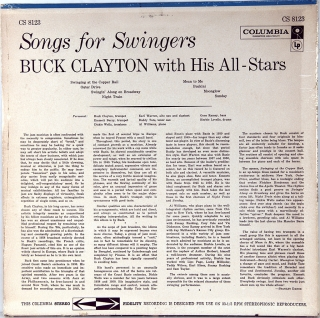 SONGS FOR SWINGERS