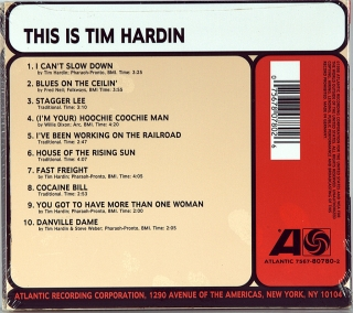 THIS IS TIM HARDIN