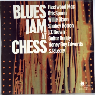 BLUES JAM AT CHESS