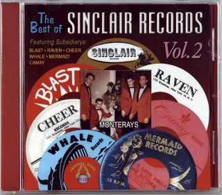 BEST OF SINCLAIR RECORDS VOL.2