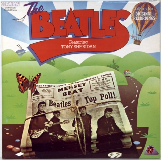 BEATLES FEATURING TONY SHERIDAN