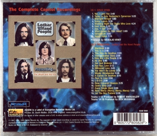 SPACE HYMN (THE COMPLETE CAPITOL RECORDINGS) (1967-1969)