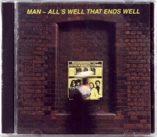 ALL'S WELL THAT ENDS WELL/LIVE OFFICIAL BOOTLEG (1977, 1995)