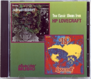 TWO CLASSIC ALBUMS FROM HP LOVECRAFT (1967-1968)
