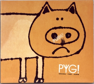 PYG! ORIGINAL FIRST ALBUM